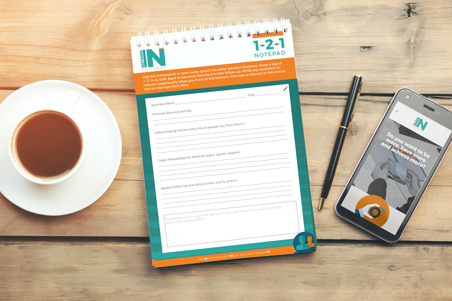 Read our top tips for making the most of a 1-2-1.