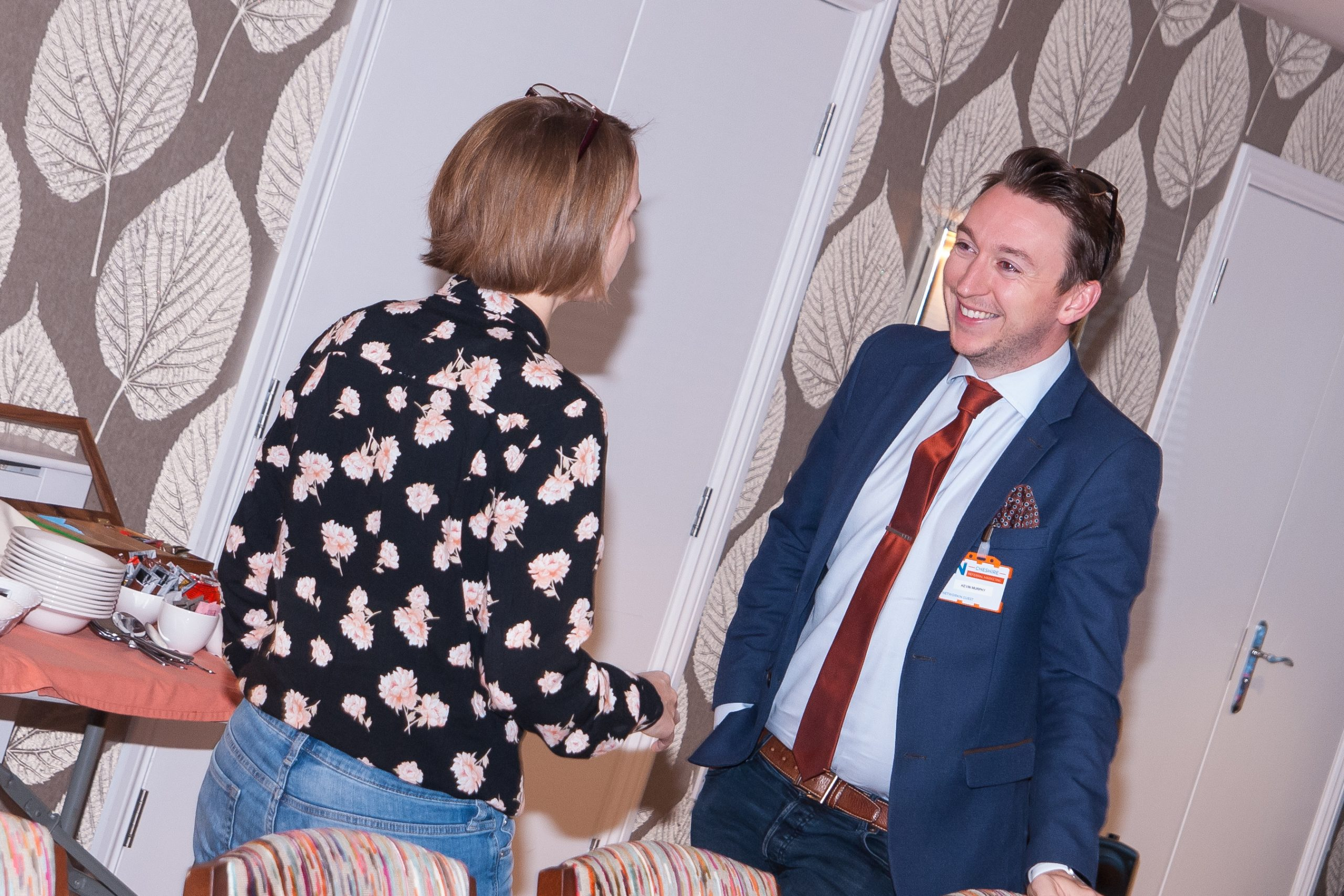 Networking in Cheshire
