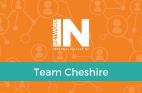 NetworkIN Team Cheshire
