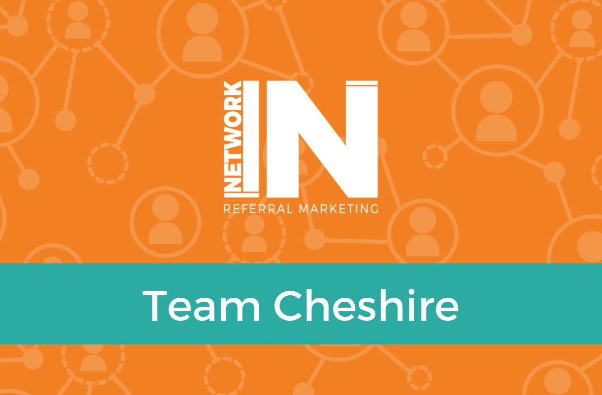 NetworkIN Team Cheshire