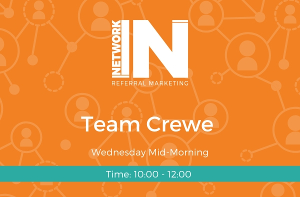 Team Crewe Meeting Graphic