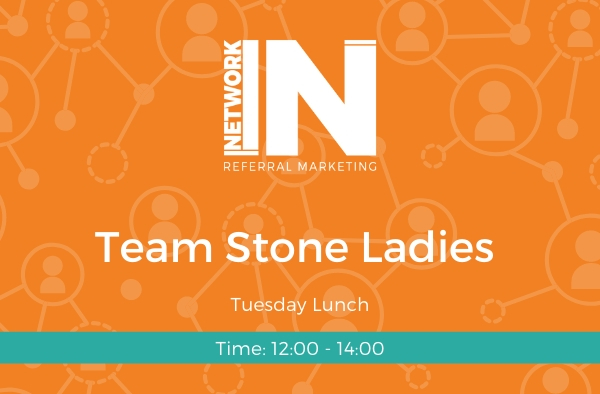 NetworkIN team Stone Ladies Online Graphic
