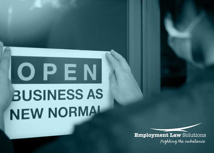Advice when businesses open