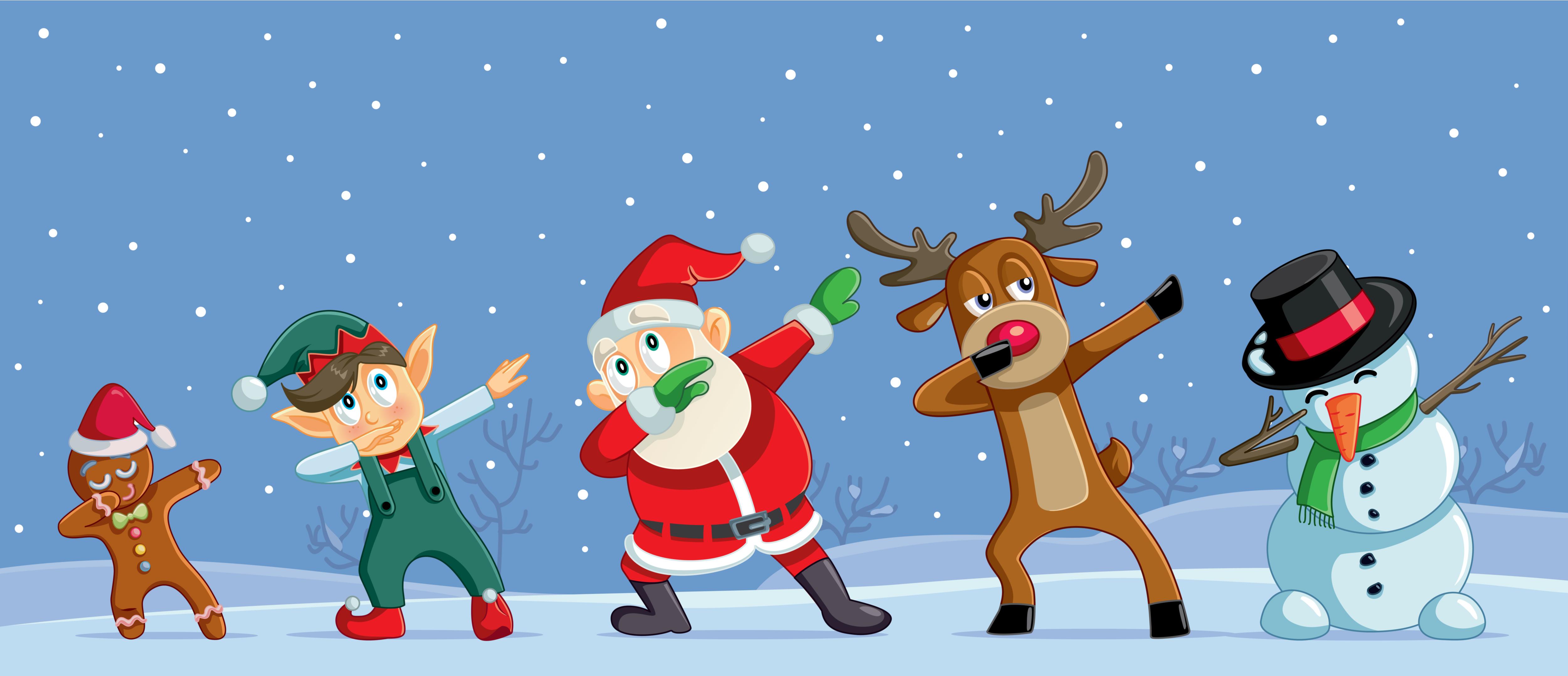 Santa Dance Fit