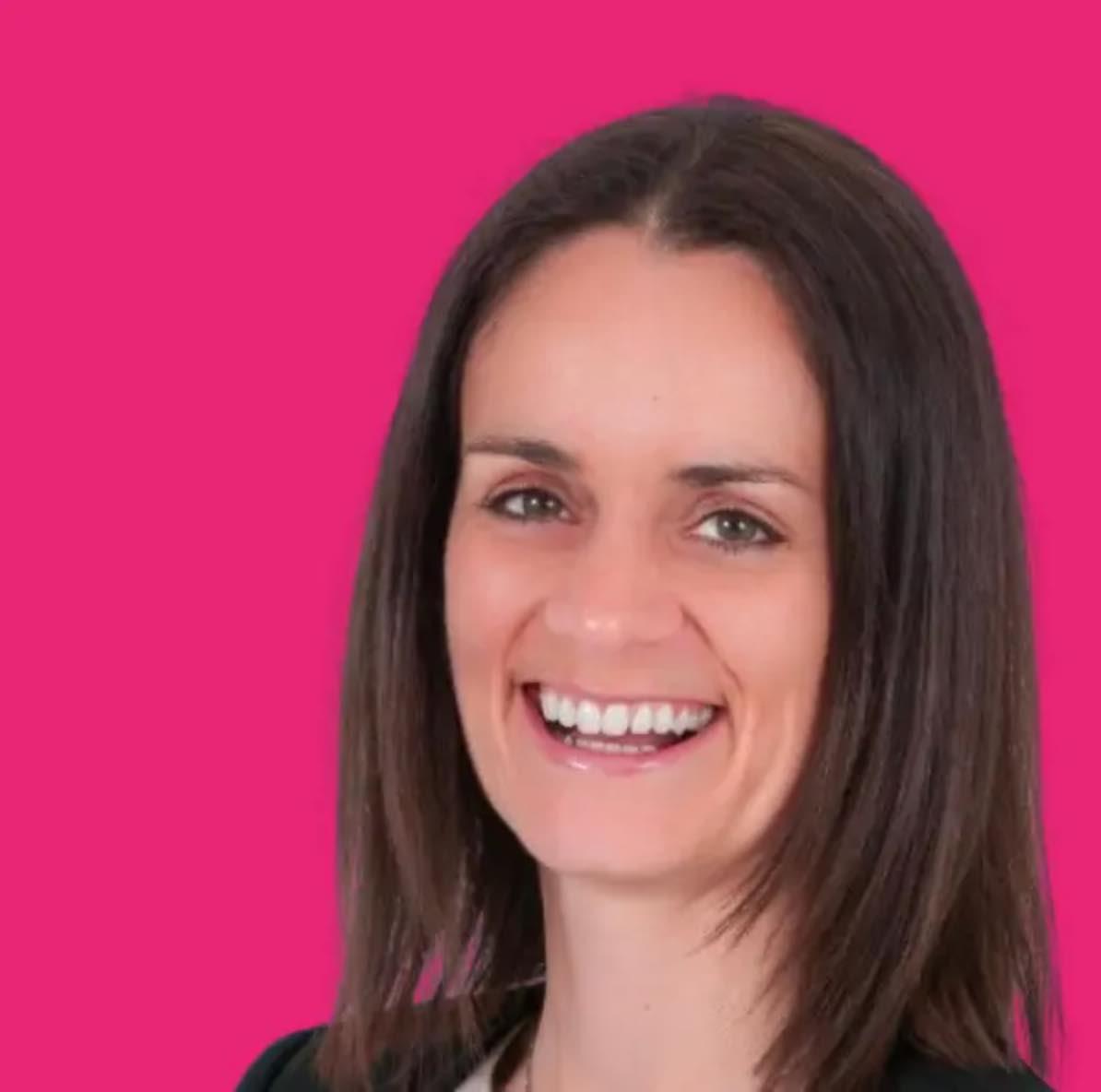 Anna Woolliscroft - advocate at NetworkIN team Stafford