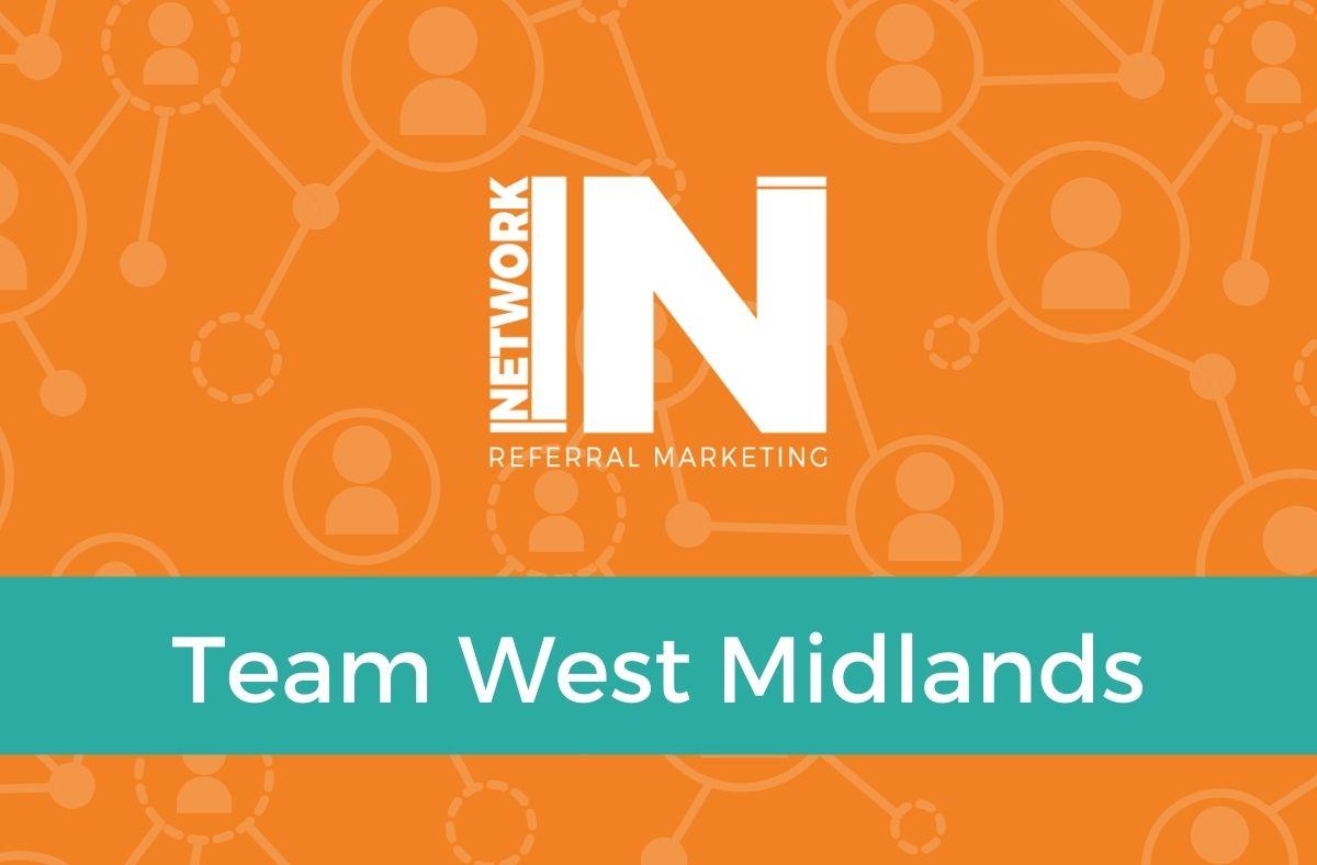 West Midlands team heading graphic