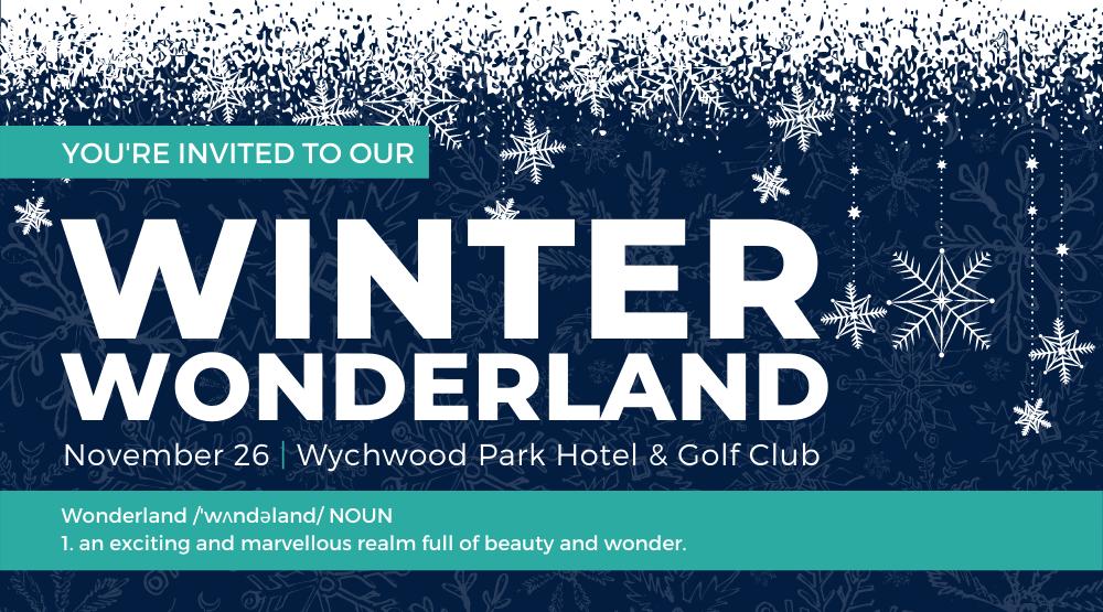 NetworkIN winter wonderland ball