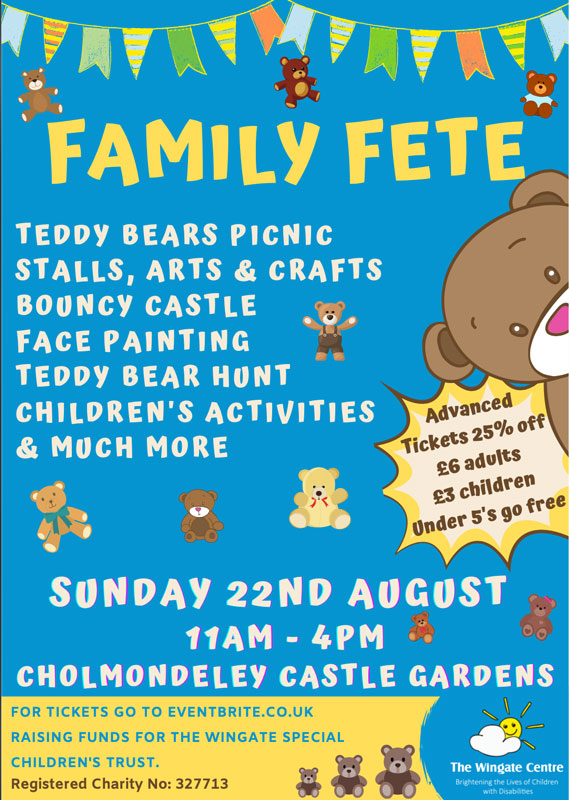 Family fete funday